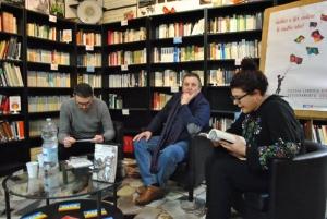 25.02 - Presentazione del libro Quella casa sulla roccia e altre piccole storie di Massimo Zona