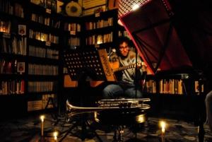 25.11 - Reopening | Libri&Musica per riaprire le porte di 80mq