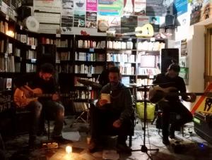 28.01 - Reading&Musica dal libro Fiori d'asfalto ed altre solitudini